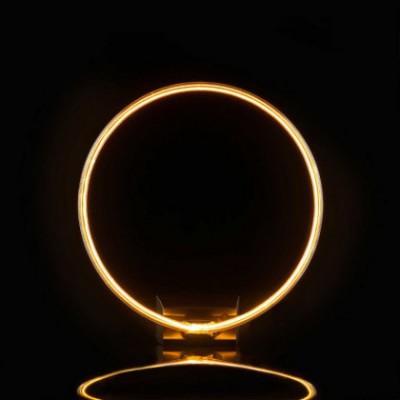 LED Art Ring Light bulb 8W S14d Dimmable 2200K - for S14 System