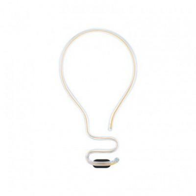 LED Art Bulb Light Bulb 8W S14d Dimmable 2200K - for S14 System