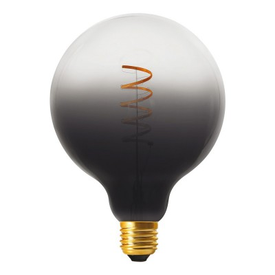 G125 Dark Shadow LED bulb, Pastel line, Spiral filament 5W E27 Dimmable 2100K