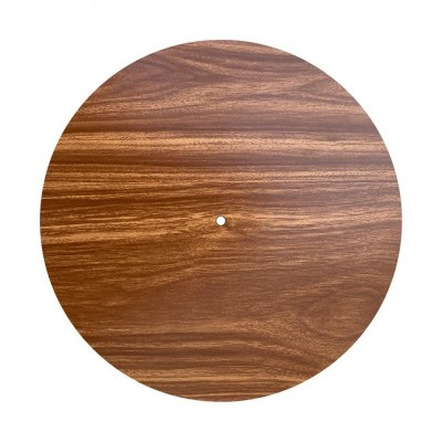 400 mm diameter round pre-drilled Panel for Rose-One System