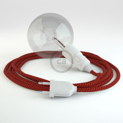 Create your RT94 Red Devil 3D Snake and bring the light wherever you want.