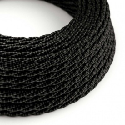 Electric Cable covered with twisted Rayon - Romanov TG06