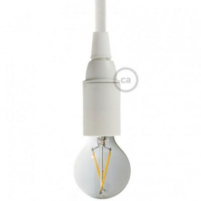 Thermoplastic E14 lamp holder kit