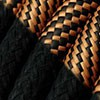 Black with Optical Black and Copper cable